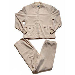 Vintage Givenchy Sport Matching Jacket Pants Set